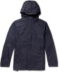 Norse Projects - Kalmar Nylon Hooded Jacket - Lyst