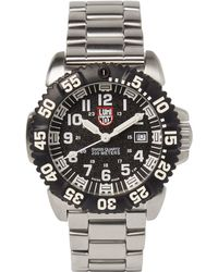 Luminox - Navy Seal Colormark 3152 Series Stainless Steel Watch - Lyst