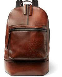 Berluti | Volume Small Leather Backpack | Lyst