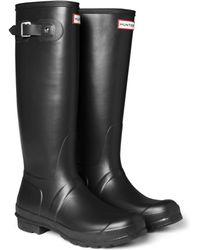 HUNTER - Tall Wellington Boots - Lyst