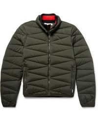Orlebar Brown - Newland Quilted Stretch-nylon Down Jacket - Lyst