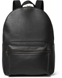 Tomas Maier - Leather Backpack - Lyst