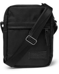 Eastpak - The One Canvas Messenger Bag - Lyst