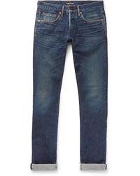 Tom Ford - Slim-fit Selvedge Denim Jeans - Lyst