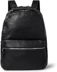Shinola - The Runwell Full-grain Leather Backpack - Lyst