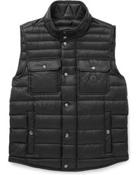 Moncler - Ever Light Quilted Shell Down Gilet - Lyst