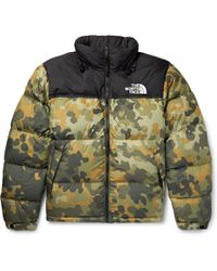 bd9839f353845 Men's The North Face Nuptse - Men's The North Face Nuptse Jackets - Lyst