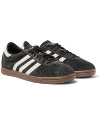adidas Originals - Tobacco Suede Trainers - Lyst