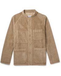 Arpenteur - Cotton-corduroy Jacket - Lyst