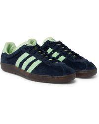 adidas Originals - Padiham Spezial Leather-trimmed Suede Trainers - Lyst