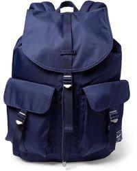 Herschel Supply Co.   - Dawson Shell Backpack - Navy   Lyst