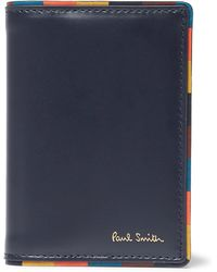 Paul Smith - Leather Bifold Cardholder - Lyst