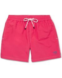 97c2992a77 On sale Pink House Mustique - Mid-length Swim Shorts - Lyst