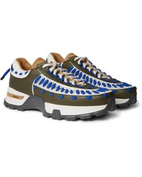 Ermenegildo Zegna - Men's Claudio Low-top Trainers - Lyst