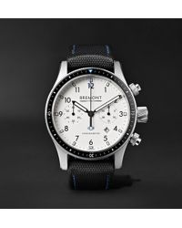 Bremont - Boeing Model 247 Automatic Chronometer 43mm Stainless Steel Watch - Lyst