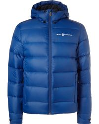 Sail Racing - Gravity Quilted Ripstop Hooded Down Jacket - Lyst