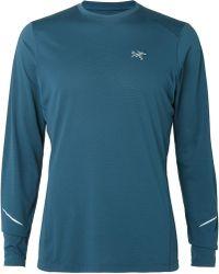 Arc'teryx - Motus Phasic Fl T-shirt - Lyst