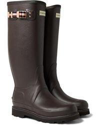 Kingsman - Hunter Balmoral Rubber Wellington Boots - Lyst