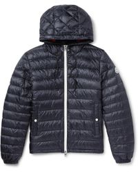 Moncler - Ceze Quilted Shell Down Hooded Jacket - Lyst