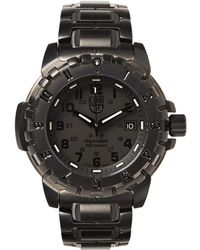 Luminox - F-177 Nighthawk 6400-series Stainless Steel Watch - Lyst