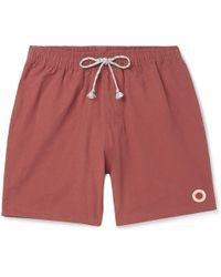 6689605485 Men's Mollusk Beachwear - Lyst