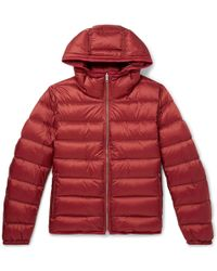 C P Company - Slim-fit Quilted Shell Hooded Down Jacket Liner - Lyst