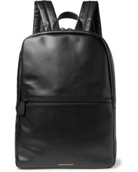 Common Projects - Leather Backpack - Lyst