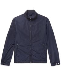 Dunhill - Nylon Jacket - Lyst