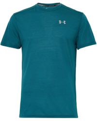 Under Armour - Streaker Threadborne Heatgear T-shirt - Lyst