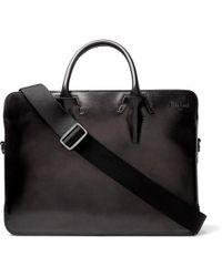 Berluti - Profil Leather Briefcase - Lyst