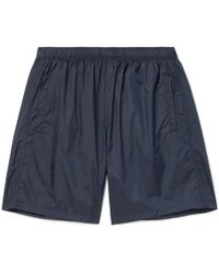 Our Legacy - Drape Mid-length Swim Shorts - Lyst
