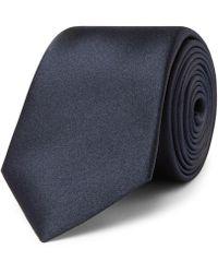 Lanvin - 7cm Silk Tie - Lyst