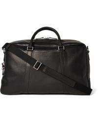 Shinola - Signature Grained-leather Duffle Bag - Lyst
