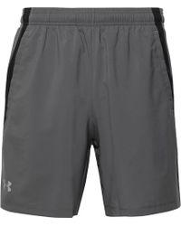Under Armour - Launch Sw Heatgear Shorts - Lyst