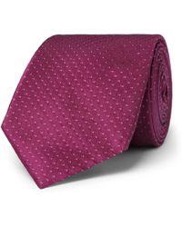 BOSS - 7.5cm Silk-jacquard Tie - Lyst