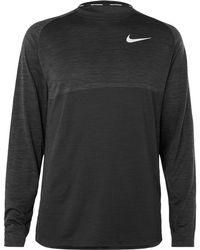 Nike - Medalist Mélange Dri-fit T-shirt - Lyst