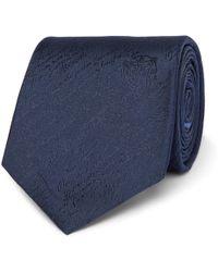 Berluti - 7.5cm Scritto Silk-jacquard Tie - Lyst