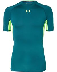 Under Armour - Heatgear Compression T-shirt - Lyst