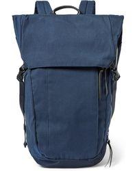 Nonnative - Roamer Canvas Backpack - Lyst