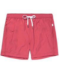 Onia - Charles Short-length Swim Shorts - Lyst
