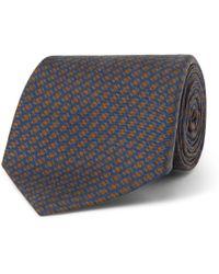 Loro Piana - 7cm Silk-jacquard Tie - Lyst