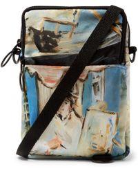 Off-White c/o Virgil Abloh - Printed Shell Messenger Bag - Lyst
