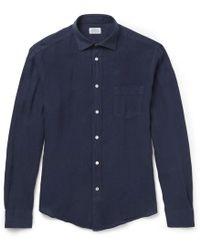 Hartford - Linen Shirt - Lyst