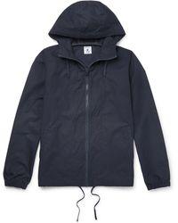 Arpenteur - Cotton-sailcloth Hooded Jacket - Lyst