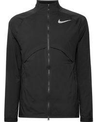 Nike - Shield Packable Shell Jacket - Lyst