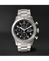 Breitling - Navitimer 8 Chronograph 43mm Steel Watch - Lyst