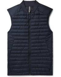 Arc'teryx - Conduit Lt Slim-fit Quilted Nylon-ripstop Down Gilet - Lyst