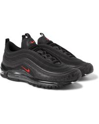 Nike - Air Max 97 Future Tech Leather-trimmed Ripstop Sneakers - Lyst