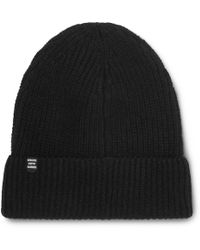 Herschel Supply Co. - Cardiff Ribbed Cashmere And Wool-blend Beanie - Lyst