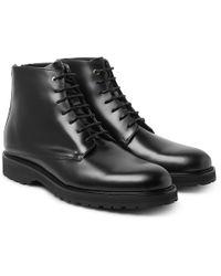 Want Les Essentiels De La Vie - Montoro Leather Boots - Lyst
